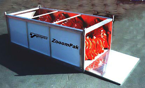 Boom & Equipment Containers