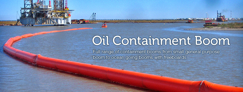 Versatech Products Inc. | Oil Spill Containment and
